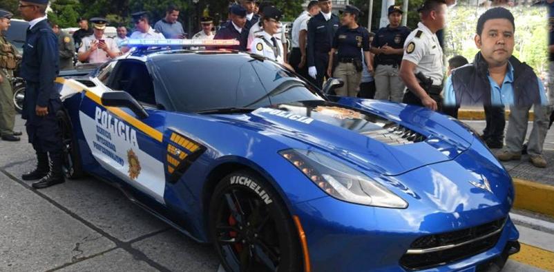 """Extraditan a """"Ducati"""", dueño del vehículo corvette"""