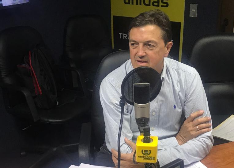 "Jorge López Bachiller : ""Un alcalde, con un mensaje de teléfono puede comunicarse con todo el municipio"""