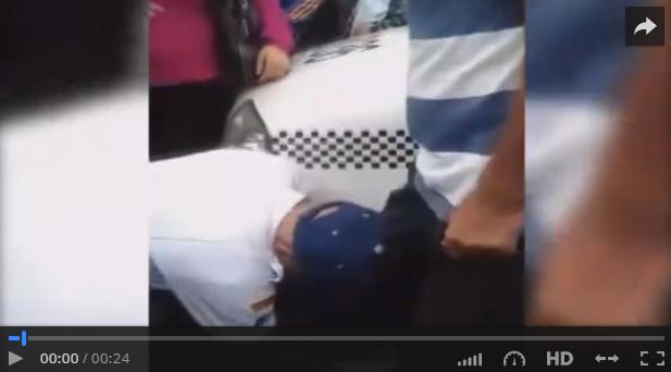 Colocación de un cepo genera disturbios en mercado la Parroquia