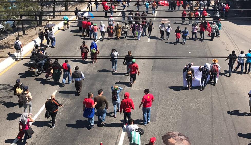 Comunidad indígena anuncia manifestación en Ciudad Capital
