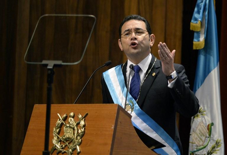 Exmagistrado habla de una crisis social, moral y legal por antejuicio contra Jimmy Morales