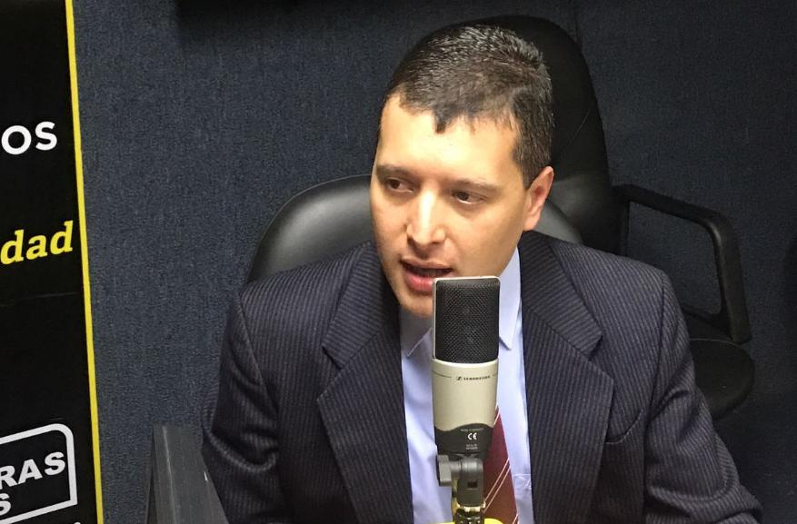 Erick Maldonado, ex viceministro de Relaciones Exteriores