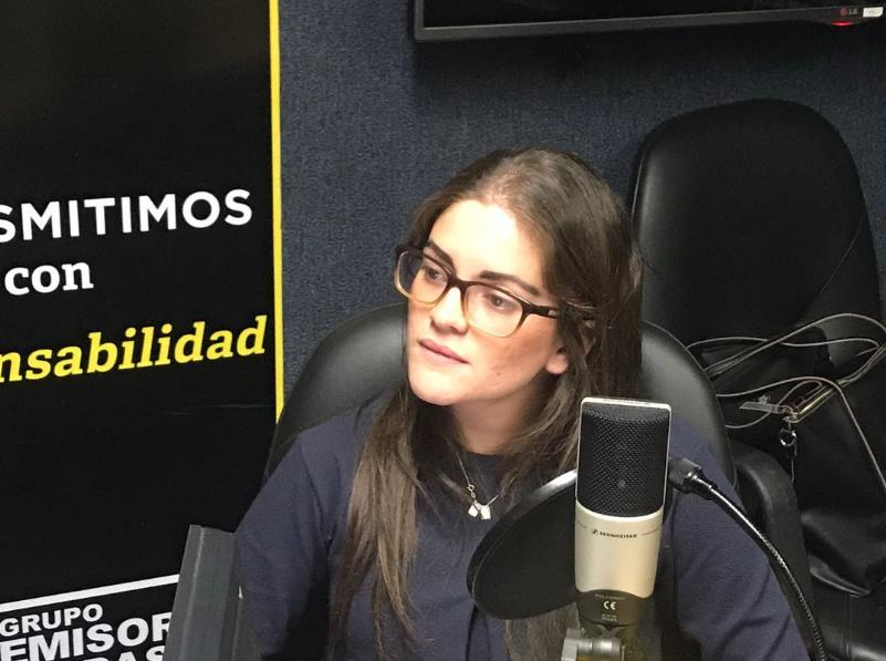 """Celia Luna: """"se considera financiamiento electoral ilícito a los aportes anónimos"""""""
