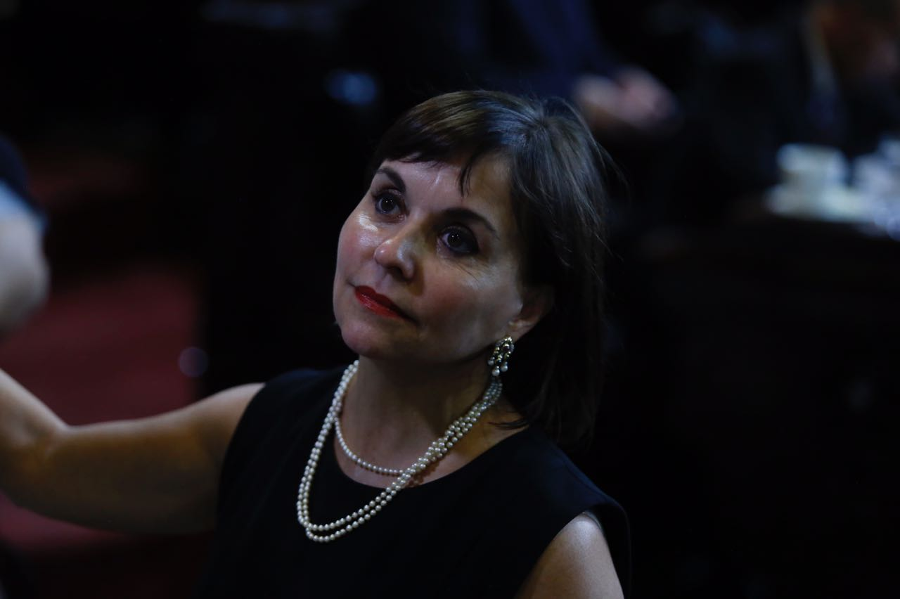María Eugenia Tabush, diputada