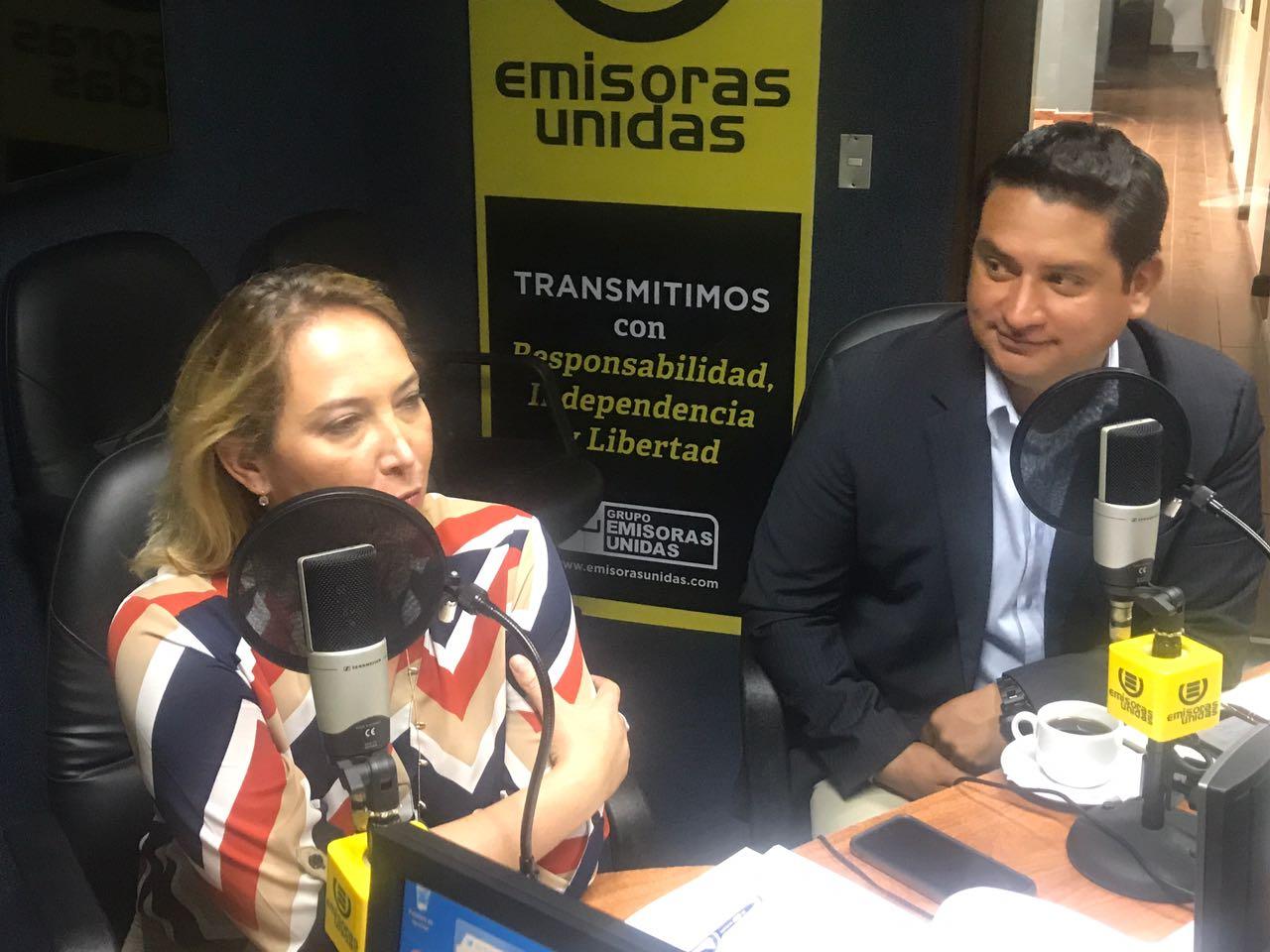 """Carmen Lucía Salguero: """"Pacto Hambre Cero ha sido el mayor fraude"""""""