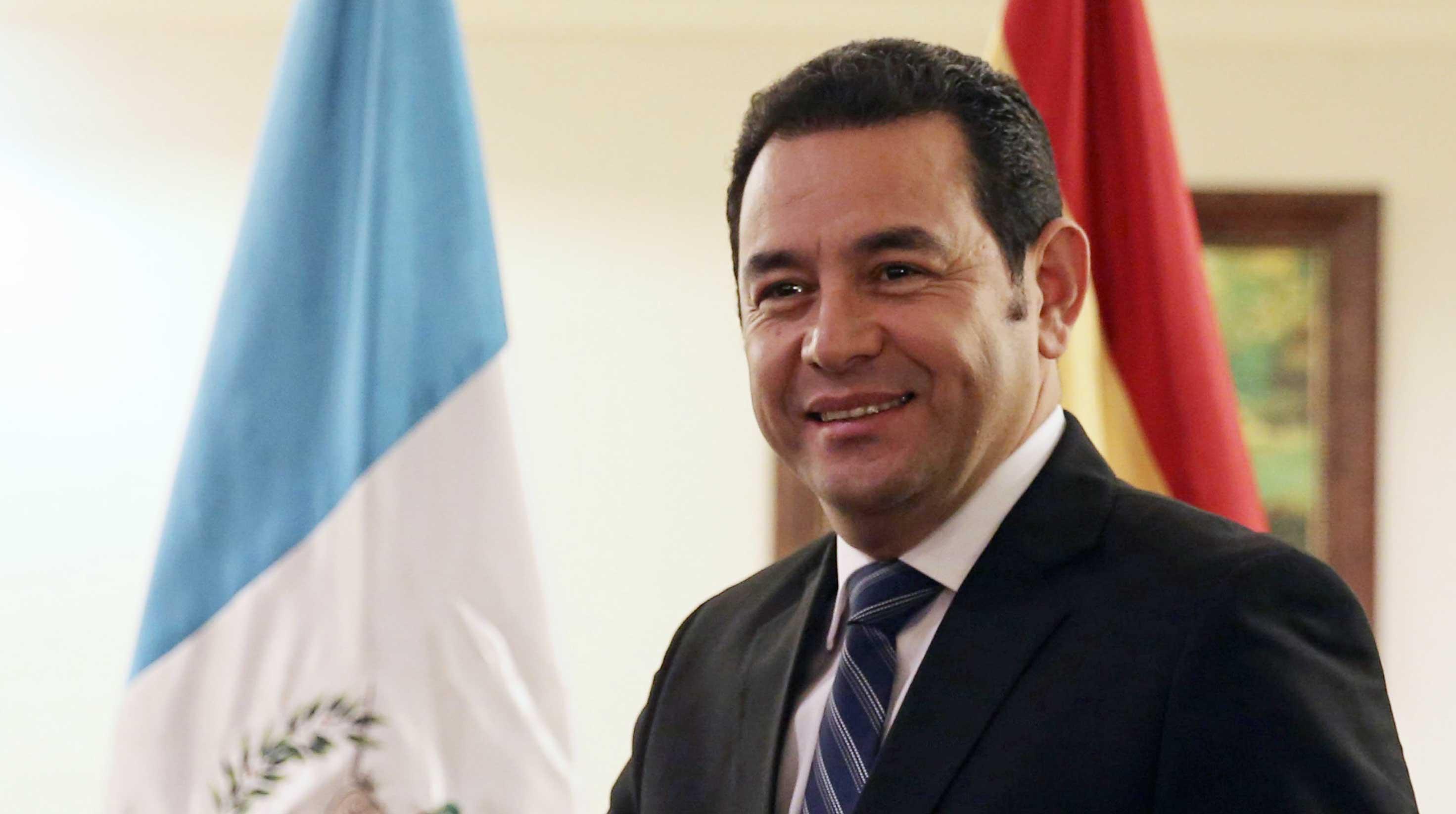 Presidente Jimmy Morales se dirigirá a la nación el domingo