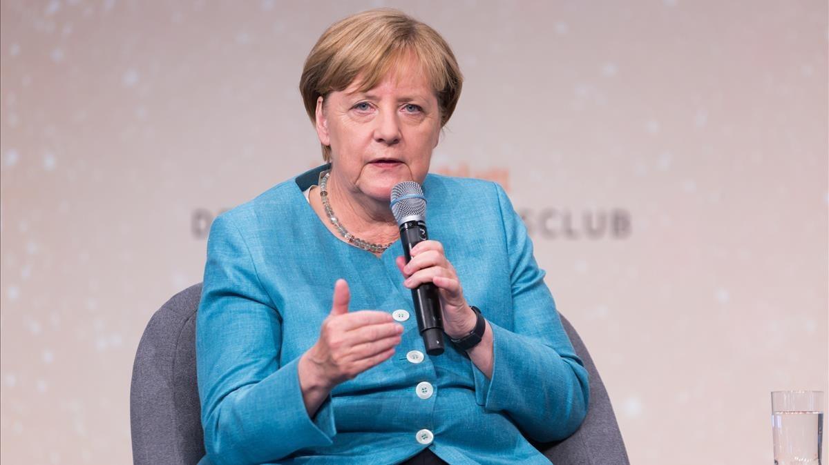 """Alemania a un mes de las elecciones: """"¿Merkel o Merkel?"""""""