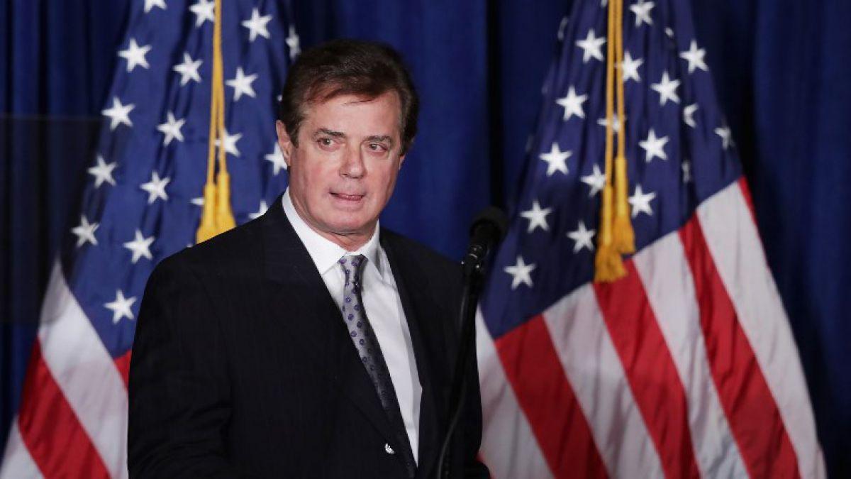 Allanan casa del exjefe de campaña de Trump por investigación sobre Rusia
