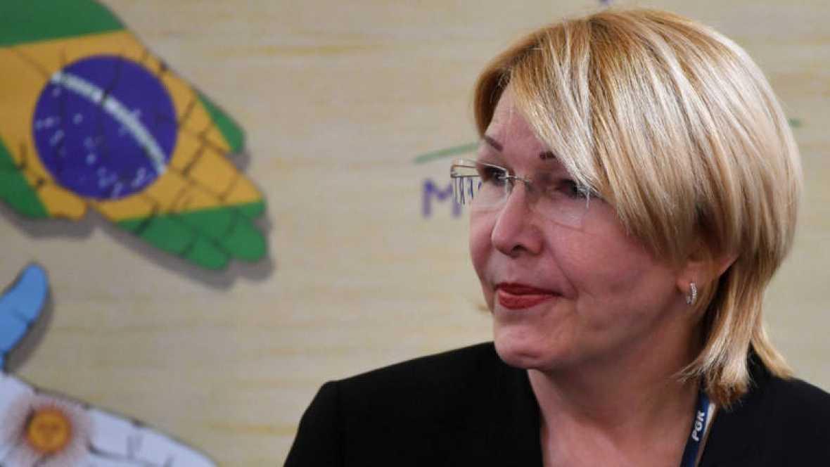 Brasil le ofrece asilo a la exfiscal venezolana Luisa Ortega