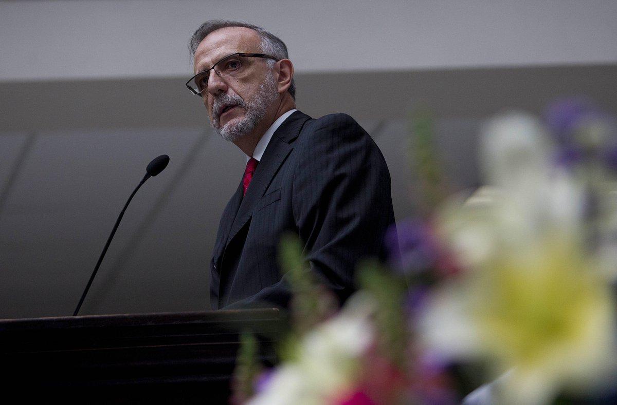 Iván Velásquez CICIG