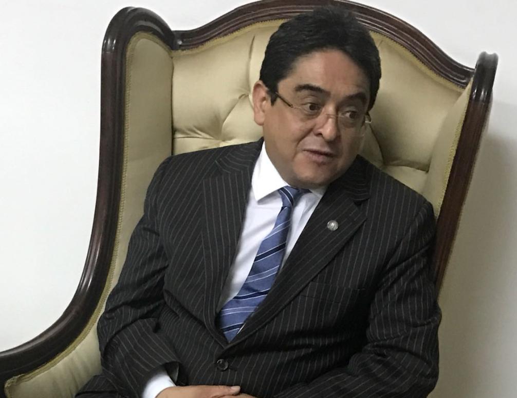 """Presidente Morales debe estar """"fundamentado en la Constitución"""", dice PDH"""