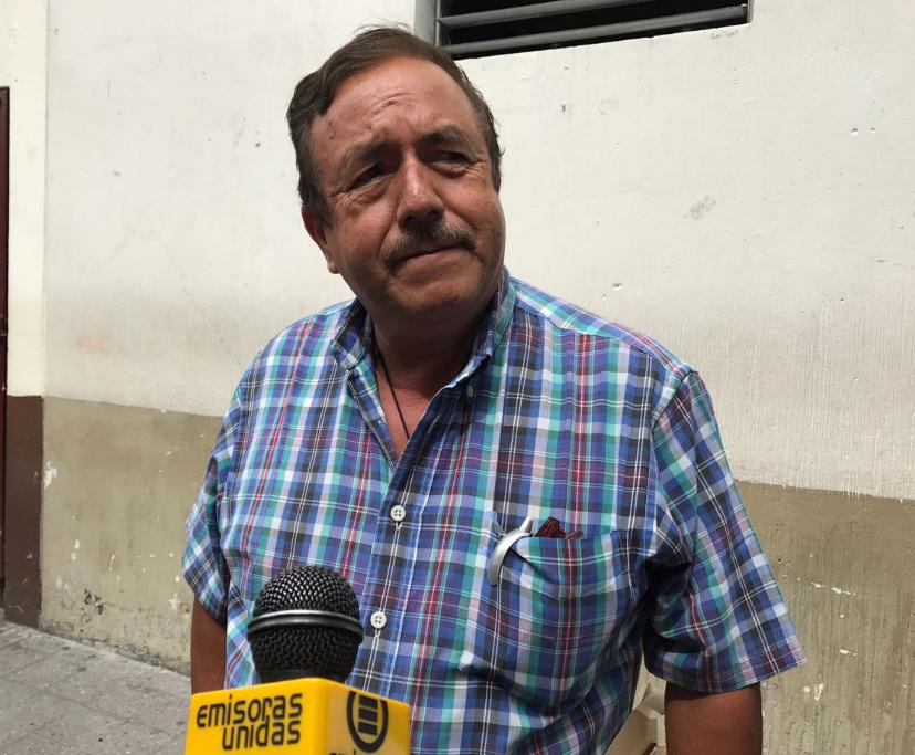 """Nery Barrios, de UASP: el pueblo está paralizado por la persecución que realiza un """"personaje"""""""