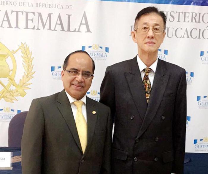 Más de 15 guatemaltecos becados viajarán a China-Taiwán