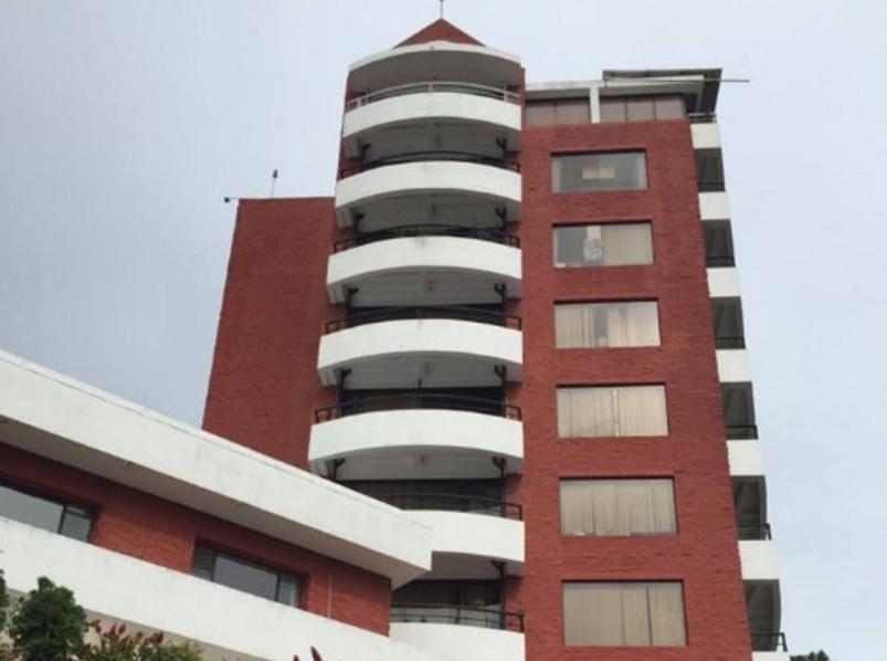 Edificio ministerio de Ambiente