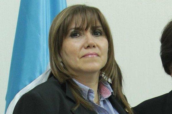 Magistrada Ochoa explica por qué razonó voto en resolución de jefe de CICIG