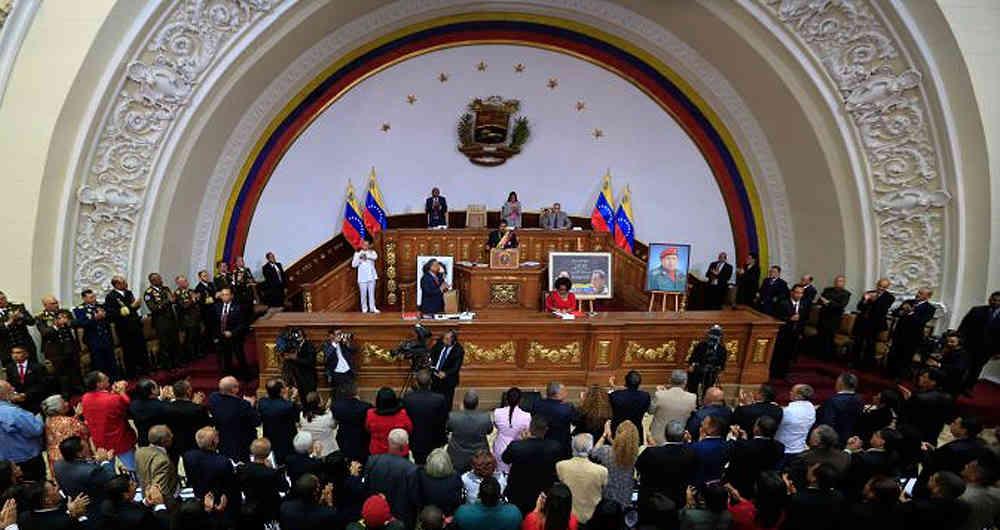 Constituyente asume competencias del Parlamento opositor en Venezuela