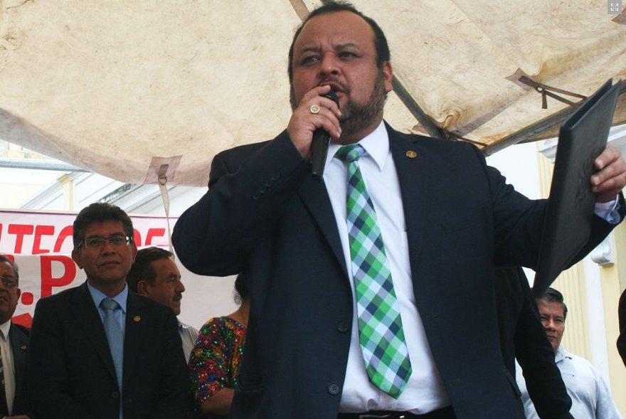 Diputado Sandino Reyes
