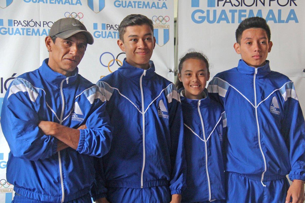 Escaladores guatemaltecos sueñan con destacar en Alemania y Austria