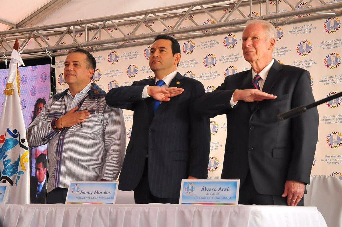 """MuniGuate se refiere a qué """"guerra"""" hizo alusión el alcalde Álvaro Arzú"""