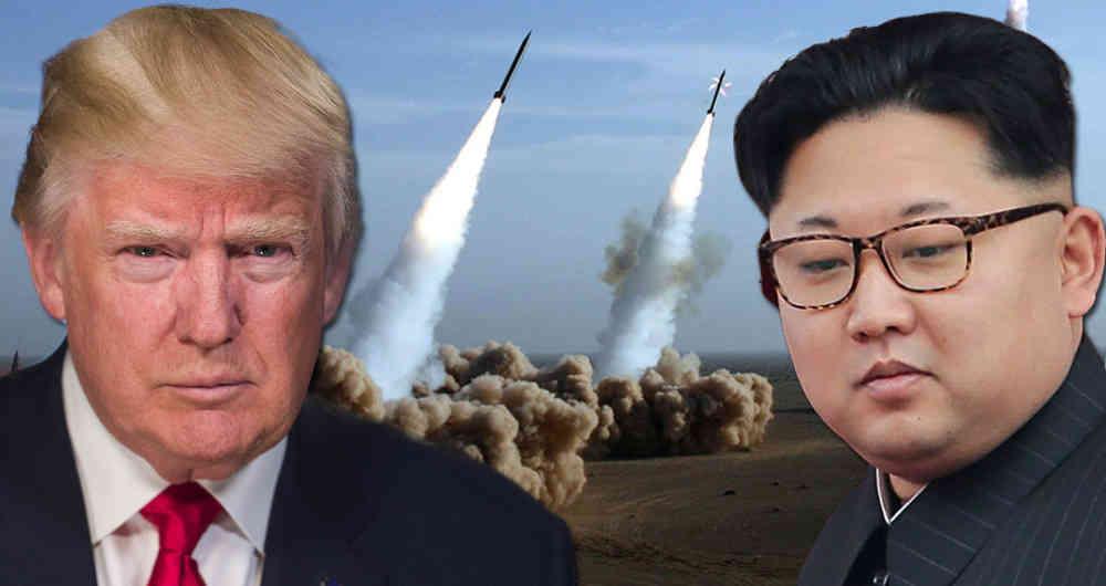 Donald Trump endurece su discurso contra Corea del Norte