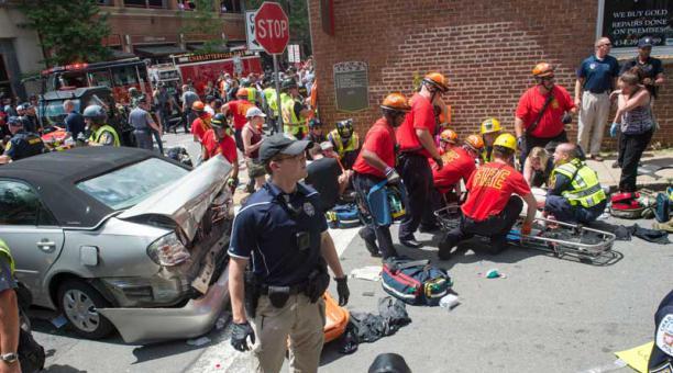 EEUU ataque en Charlottesville puede considerarse terrorismo interno-0
