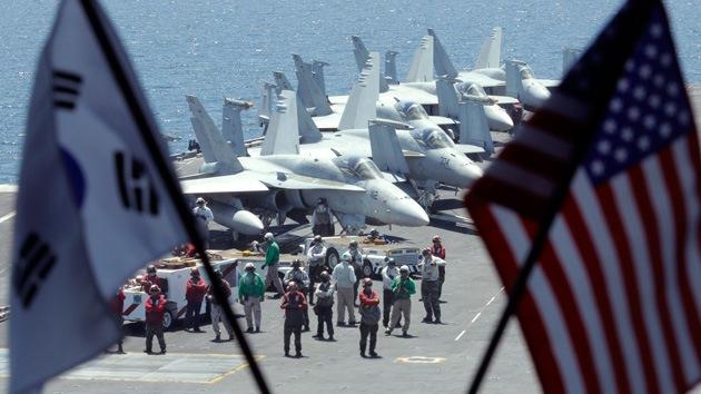 EEUU y Corea del Sur inician sus ejercicios militares conjuntos en medio de tensiones