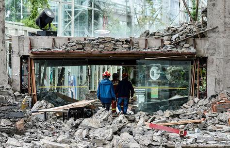 El balance del terremoto de China aumenta a 23 muertos y 493 heridos