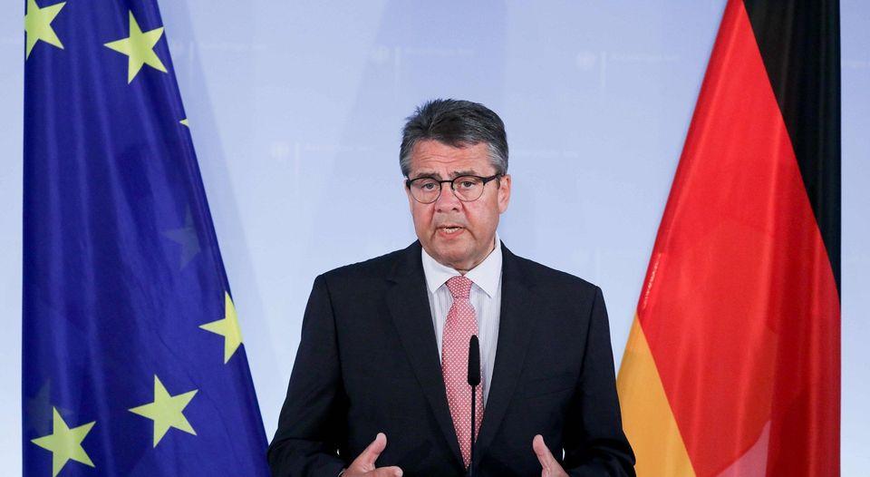 """El jefe de la diplomacia alemana denuncia el """"enorme error"""" de Trump"""