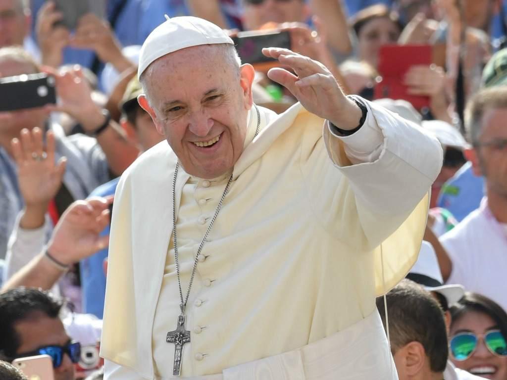 El papa emprende una histórica visita a Colombia para impulsar la reconciliación