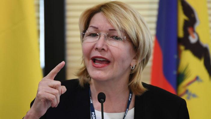 "Exfiscal Luisa Ortega: ""En Venezuela ha ocurrido la muerte del derecho"""