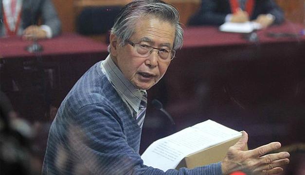 Expresidente Fujimori hospitalizado de urgencia por mal cardiaco