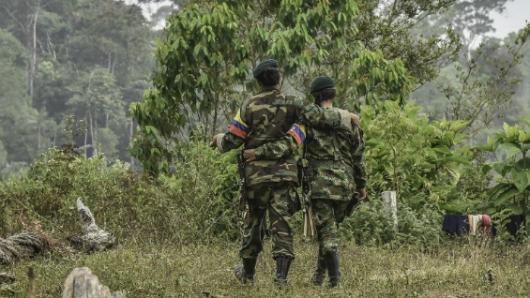 FARC: entregará a todos los menores de edad en sus filas antes del martes