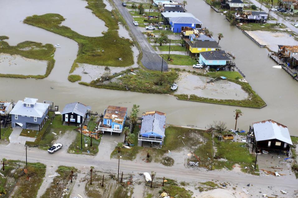 La planta química de Crosby que fue destruida por inundaciones de Harvey