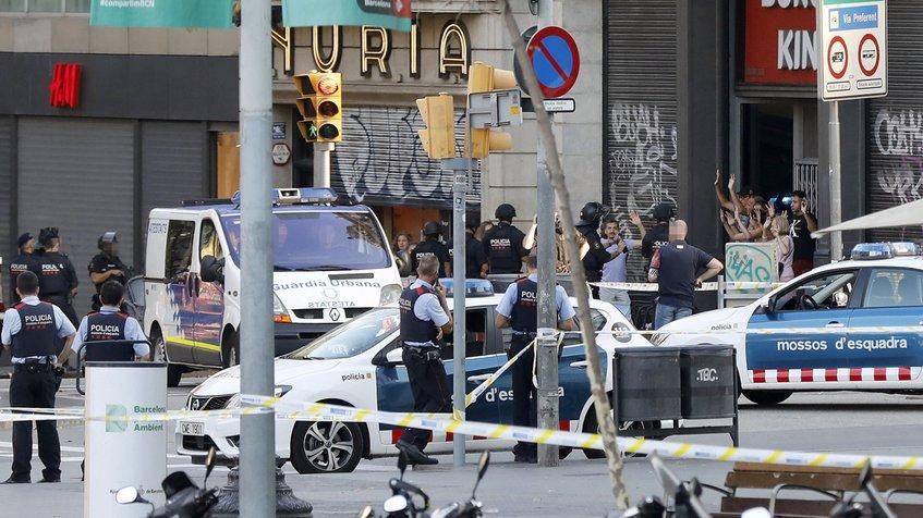 Lo que se sabe de los atentados de Barcelona y Cambrils