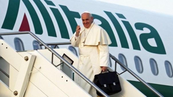 Los viajes del papa Francisco a América Latina