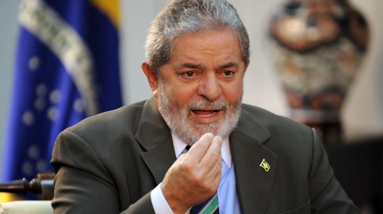 Lula da Silva cataloga de una manera obscena a Brasil