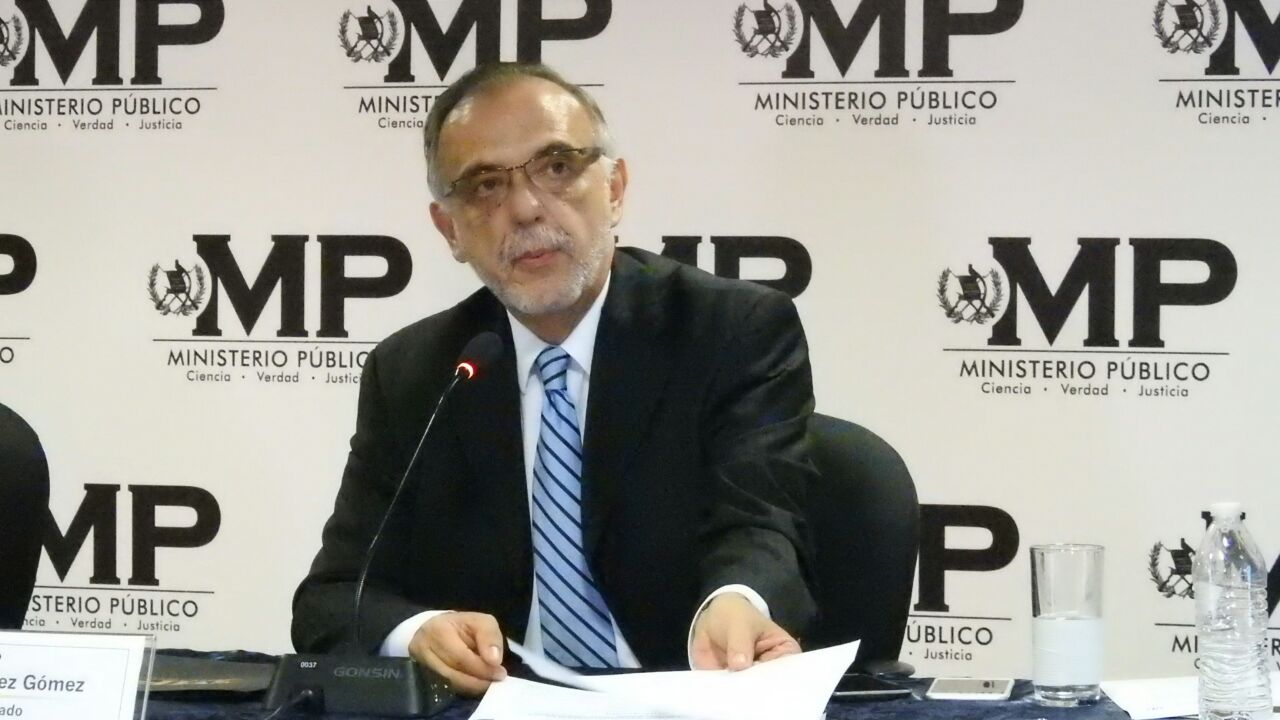 """Comisionado Iván Velásquez: """"la justicia no es negociable"""""""