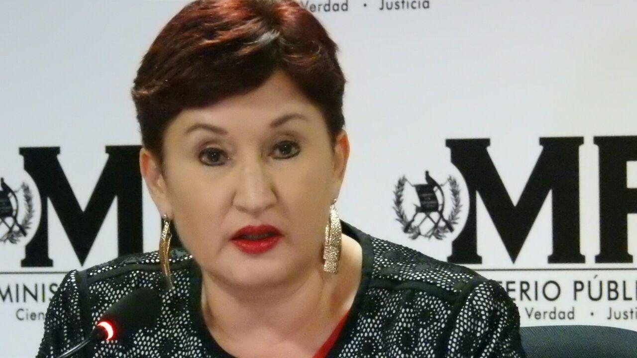 """Presidente Jimmy Morales tiene una actitud """"irresponsable"""", dice fiscal Aldana"""
