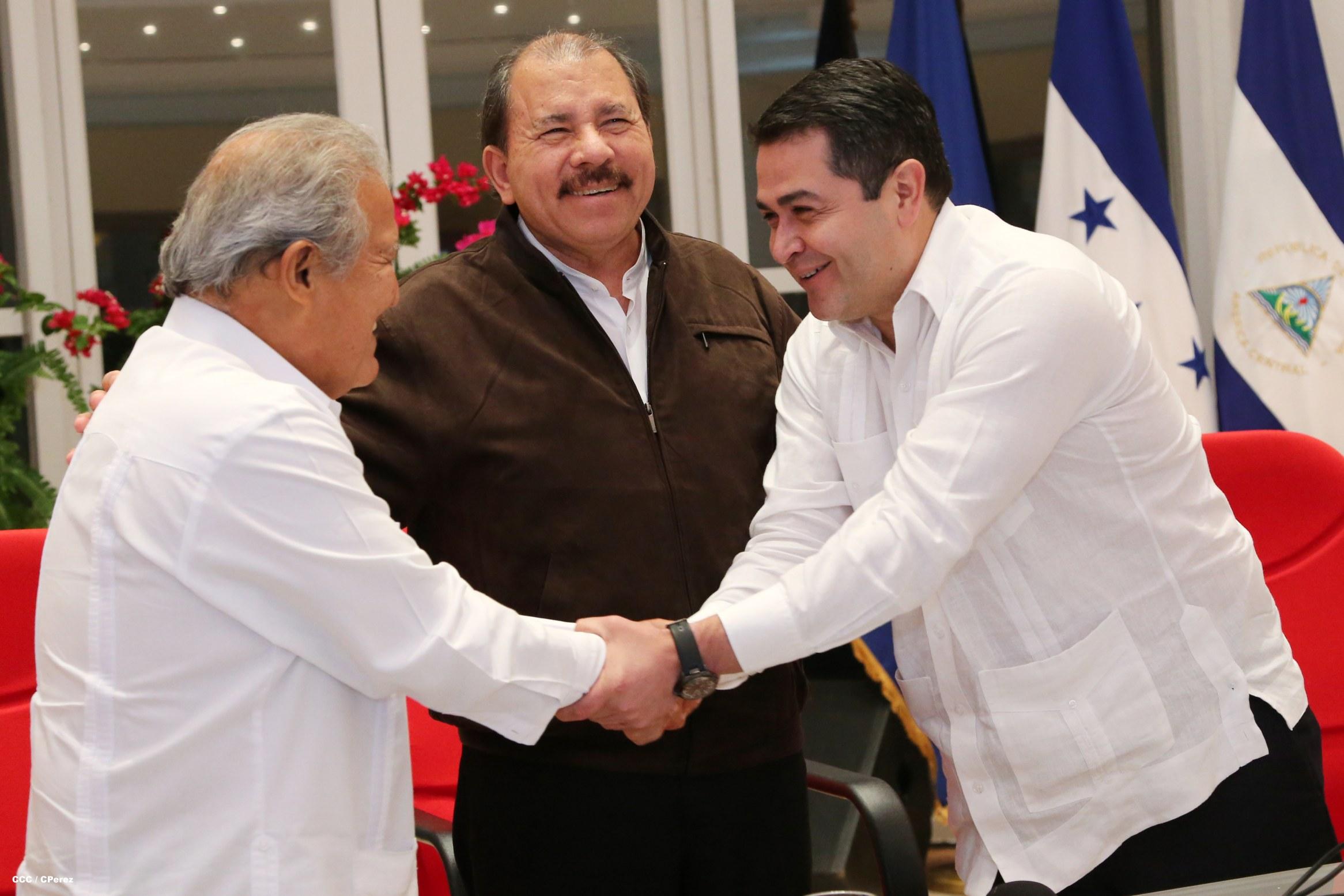 Nicaragua, Honduras y El Salvador avanzan en plan de desarrollo del Golfo