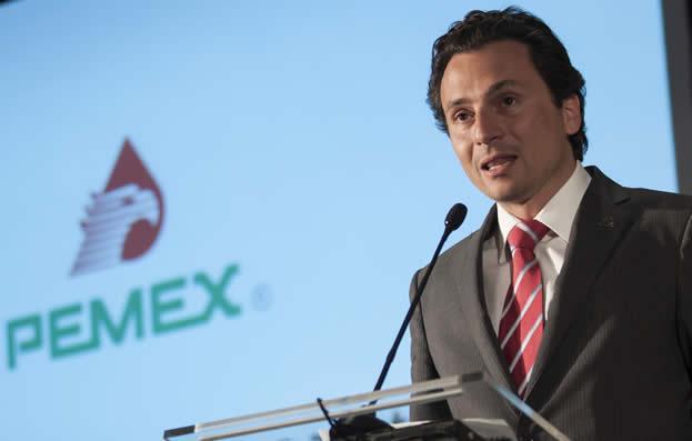 Odebrecht dio a extitular Pemex 3 millones de dólares en campaña