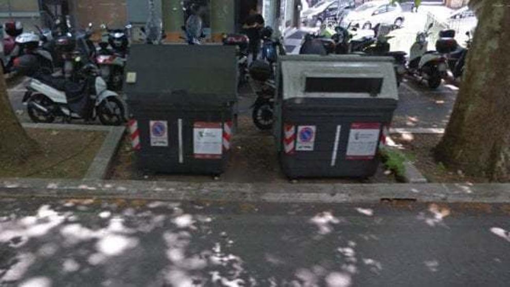 Roma: Localizan dos piernas de mujer en un contenedor
