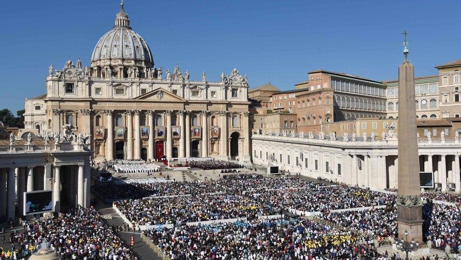 """Vaticano espera que Rusia """"juegue un gran papel"""" para la paz en Venezuela"""