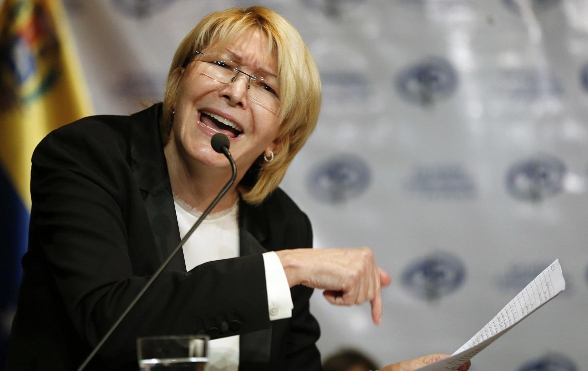 Venezolana Ortega acusa al gobierno de contratar sicarios para matarla