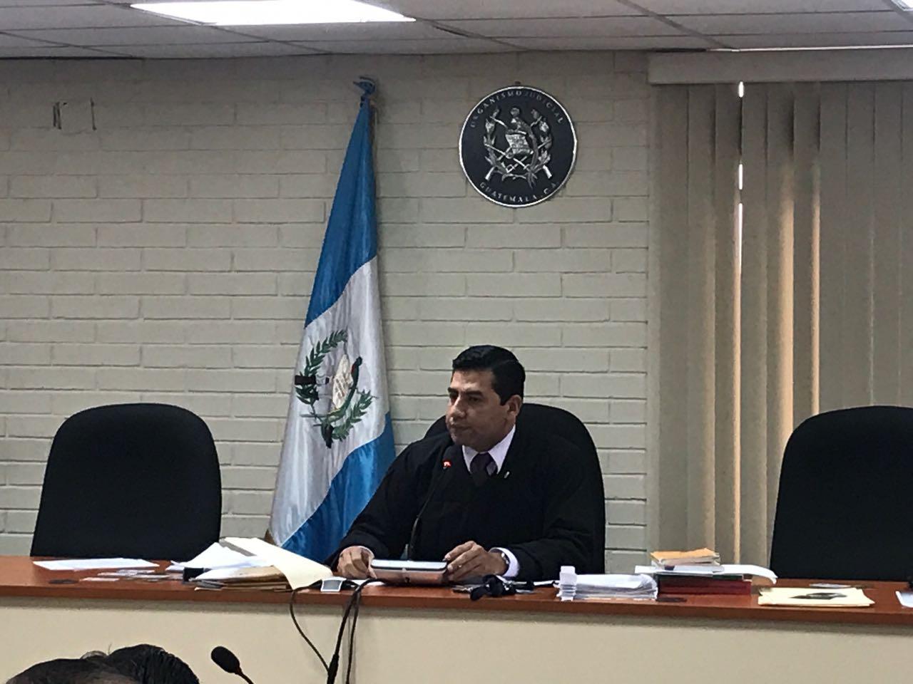 Juez Carlos Guerra