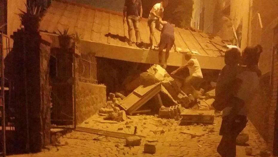 Un sismo en la isla italiana de Ischia deja al menos un muerto