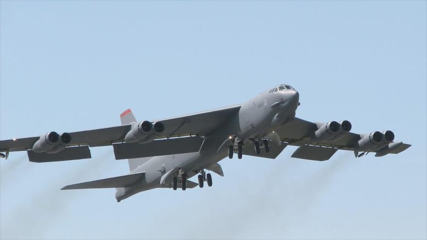 Bombarderos estadounidenses volaron cerca de las costas de Corea del Norte