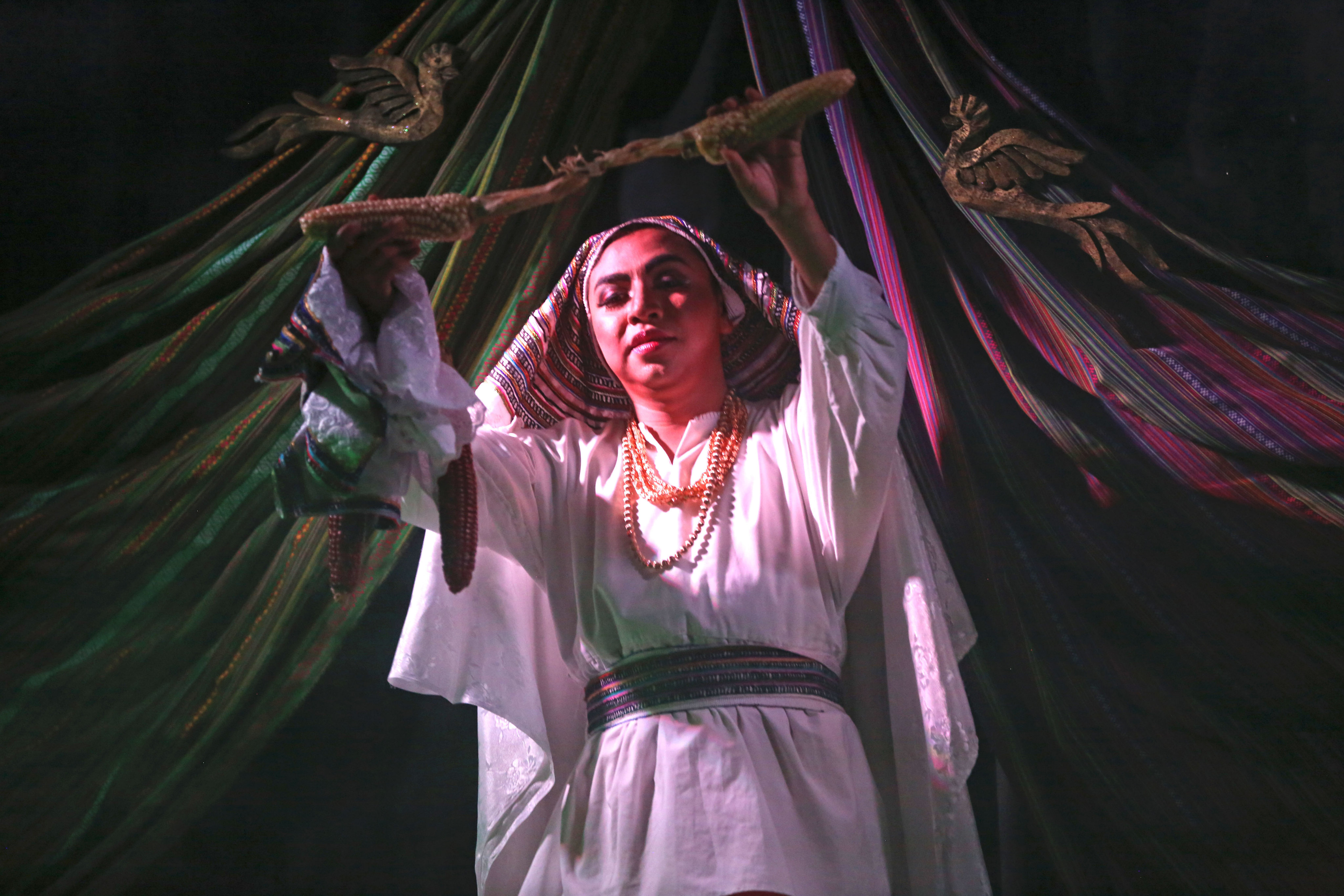 Quetzalí, la primera reina indígena trans que busca la igualdad