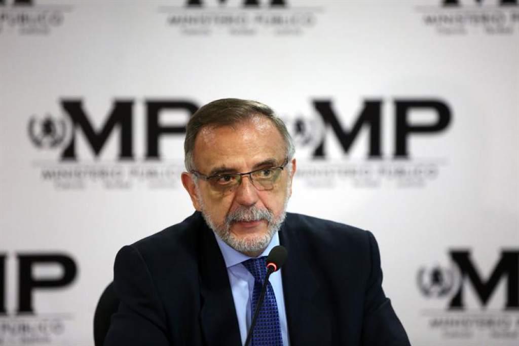"""Comisionado Iván Velásquez: """"Yo vine a entregar mi corazón"""""""