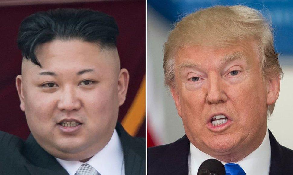 Los 70 años de tensión entre EEUU y Corea del Norte