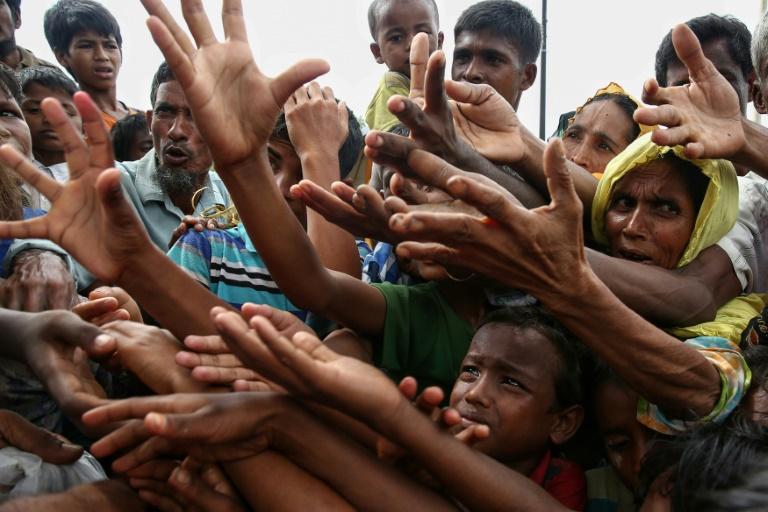 Ayuda alimentaria suspendida en el noroeste de Birmania por los combates